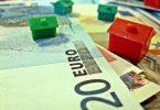 euro bevétel ingatlanos weboldalból
