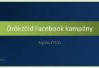 Örökzöld Facebook kampány